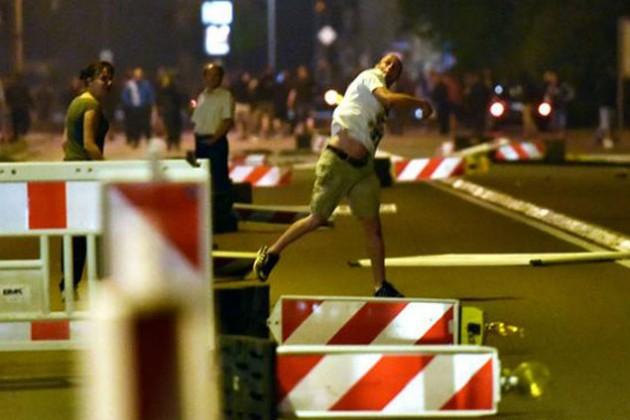 Экстремисты нападают на мигрантов в Германии