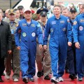 Нурсултан Назарбаев провел встречу с космонавтами