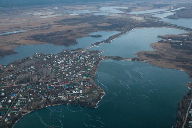 Россия «подарила» Казахстану Сладкое озеро