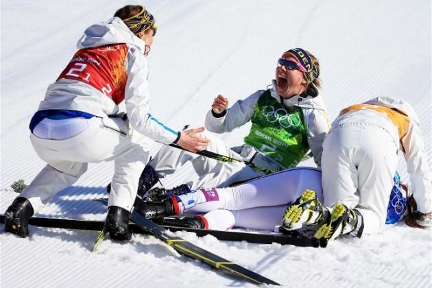 Пошла вторая неделя Олимпиады в Сочи