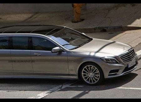 Лимузин за 200 тыс. евро
