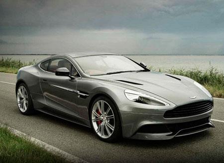 Aston Martin с сердцем от AMG