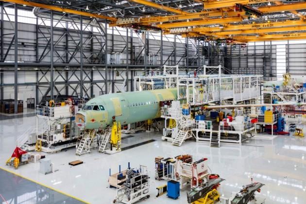 Airbus подтвердила намерение уйти изВеликобритании