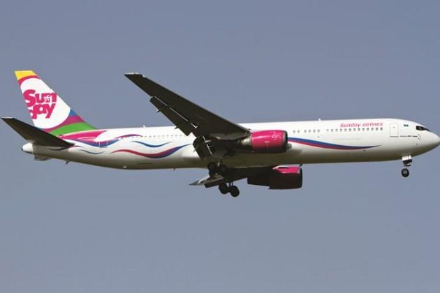 Флот авиакомпании SCAT пополнился новым Boeing 767