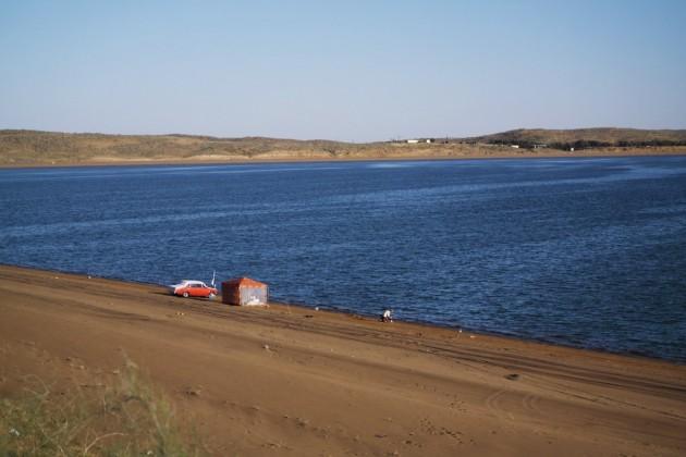 Наюге Казахстана появится центр пляжного туризма
