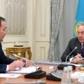Ералы Тугжанов отчитался перед Президентом