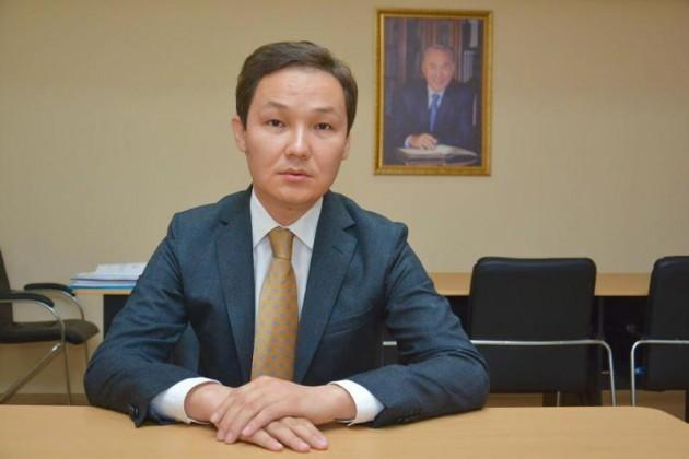 В СКО назначен глава управления культуры, архивов и документации