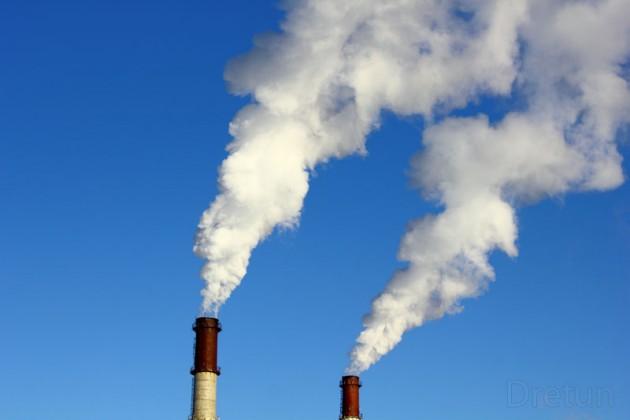 Почти на6% снижены вредные выбросы вАктюбинской области