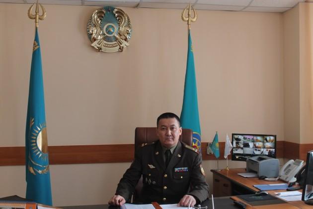 ДЧС Павлодарской области возглавил Ернур Утегенов