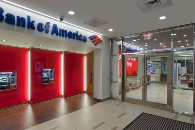 США оштрафовали Bank ofAmerica на $42млн