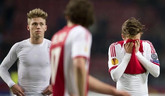 Состоялись первые матчи 1/16 финала Лиги Европы
