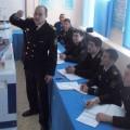 Впервые в ВМС Казахстана испытан командирский ящик