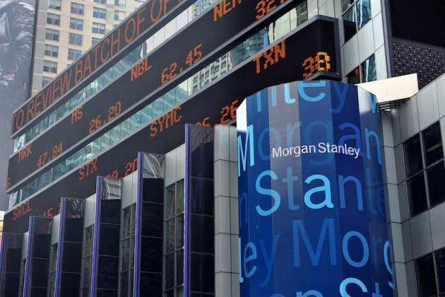 Morgan Stanley ждет нефть по $90за баррель