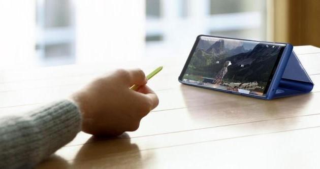 ВНью-Йорке презентован Galaxy Note 9