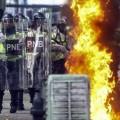 Вовремя беспорядков вВенесуэле погибли 11человек