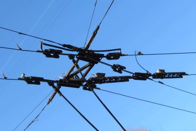 Реконструкцию троллейбусных сетей проведут вАлматы