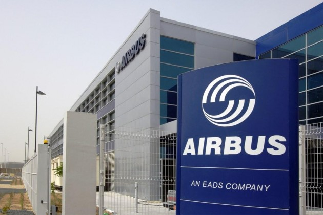 Airbus поставит в Китай 300 самолетов на 30 млрд евро