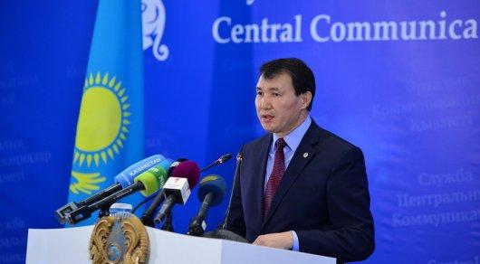 Алик Шпекбаев сообщил оновых назначениях