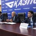 Сакен Сарсенов избран председателем правления «Казпочты»