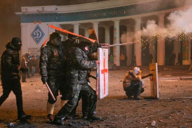 МИД РК открыл горячую линию в Украине