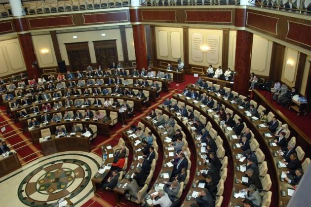 Пенсионные реформы обсуждают в мажилисе