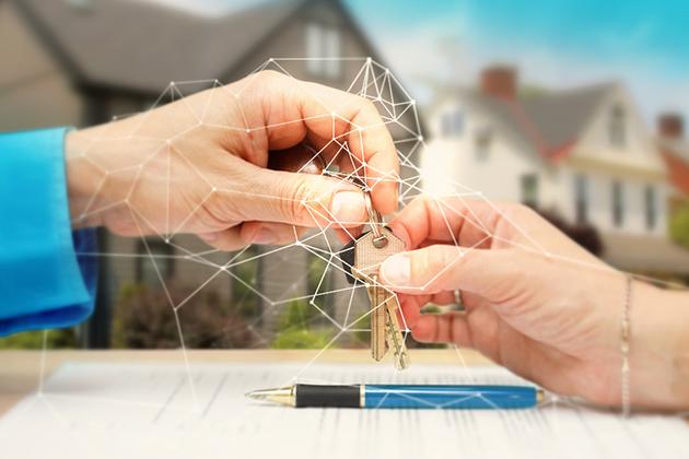 Как продавать недвижимость с помощью блокчейн