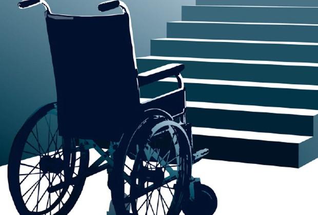 Инвалидам недоступны 80% объектов в РК