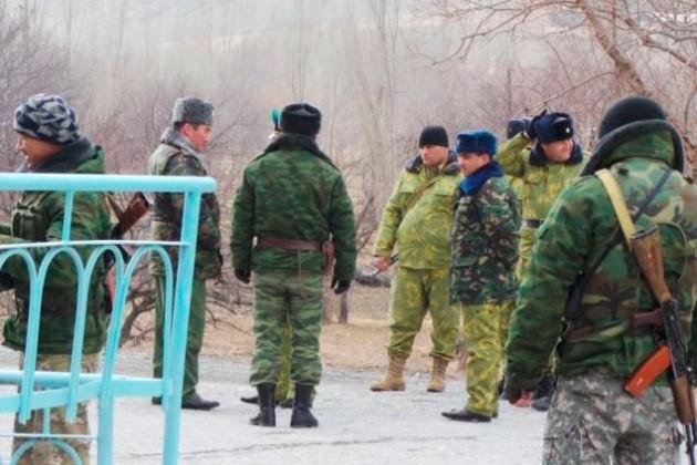 На кыргызско-китайской границе ликвидировали 11 экстремистов