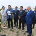 В Туркестанской области появится приграничный торгово-логистический центр