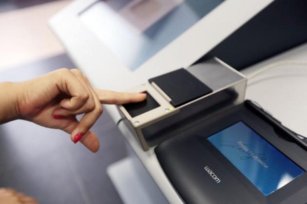 Уиностранцев при получении виз вРК будут брать отпечатки пальцев