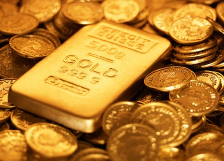 Стоимость золота не превысит $1 тыс. 385