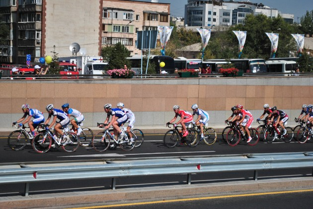 Алматы готовится принять профессиональных велогонщиков мирового уровня