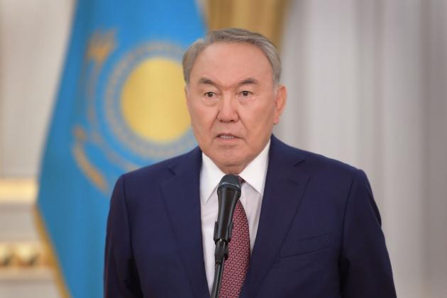 ПрезидентаРК выдвинули наНобелевскую премию мира
