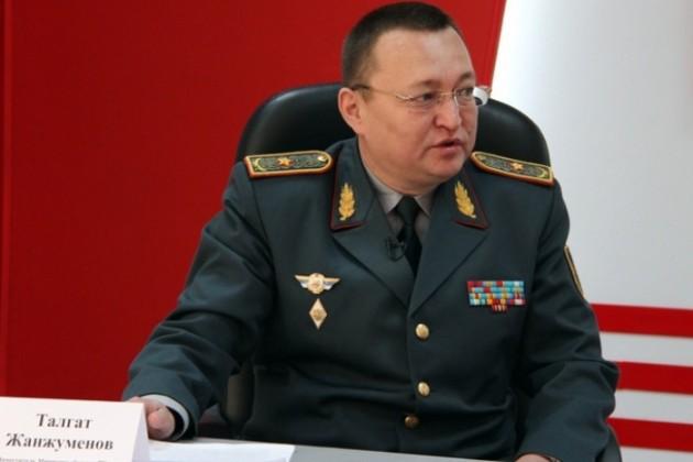 Талгат Жанжуменов получил новую должность