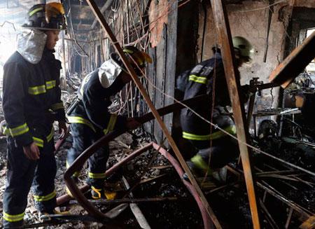 Более 100 человек погибли на птицефабрике в Китае
