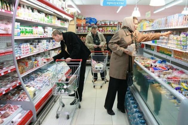 Инфляция в октябре составила 0,4%
