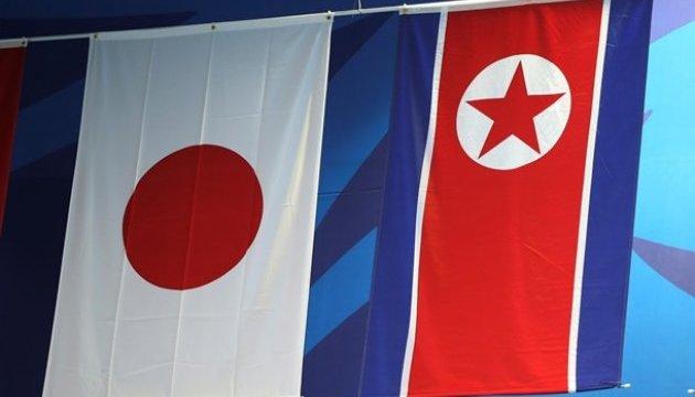 Япония начала переговоры сСеверной Кореей