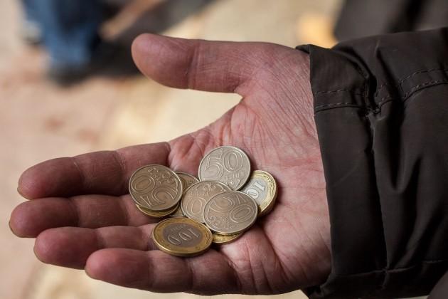 Более полумиллиона казахстанцев живут за чертой бедности