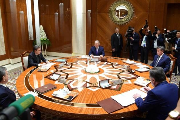 ГлаваРК предложил создать водно-энергетический консорциум Центральной Азии