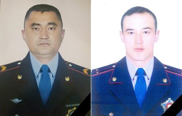 Двое полицейских, раненых 18июля, скончались— Алма-Ата
