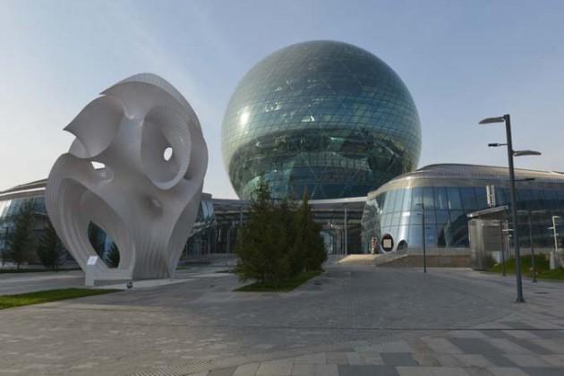 Музей будущего «Нұр Әлем» вновь откроется для посетителей