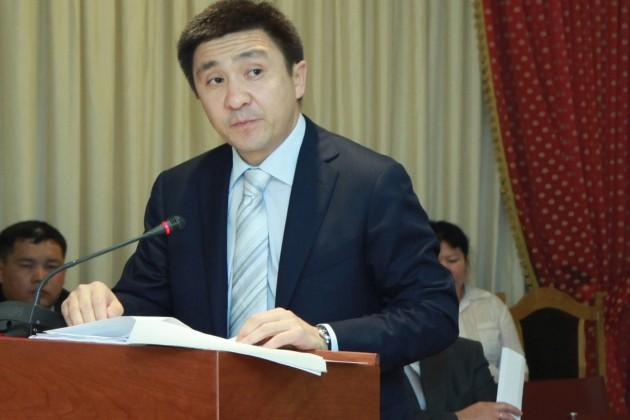 Е. Кожагапанов возглавил Агентство по делам спорта