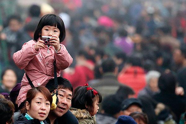 Самыми щедрыми туристами оказались граждане Китая