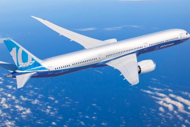 Boeing представил новую модификацию лайнера 737Max