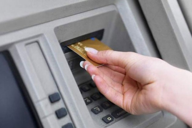 Visa и MasterCard представлены в банкоматах трех банков