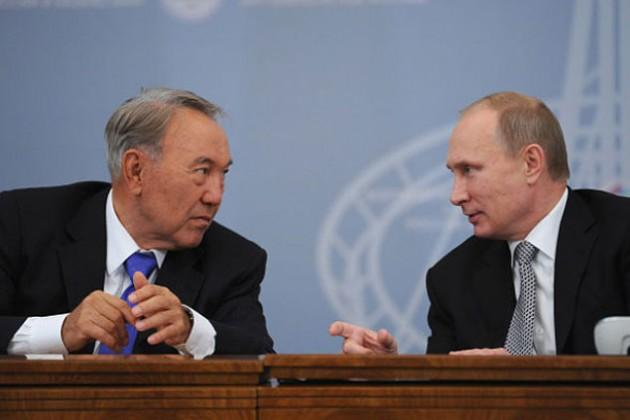 Президенты РК и РФ обсудили вопросы взаимной торговли