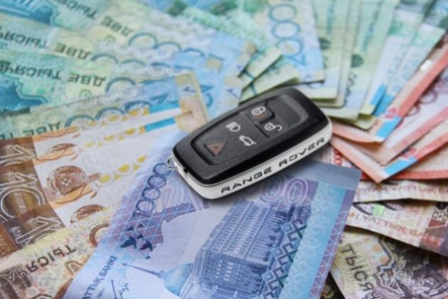 Автовладельцы Алматы обеспечили 25,8% налоговых поступлений