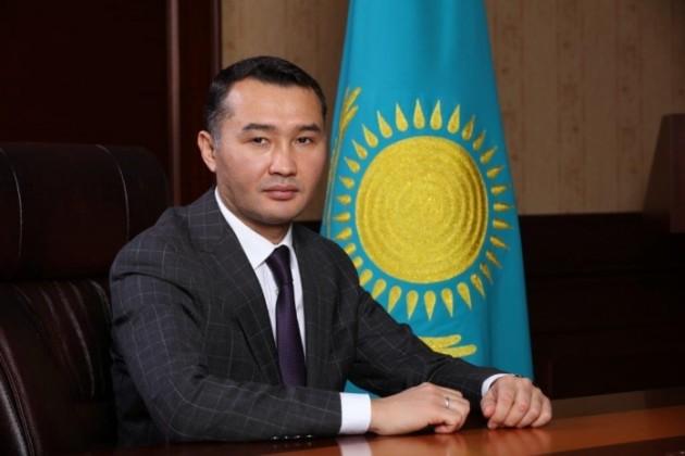 Сапарбек Туякбаев назначен заместителем акима Алматы