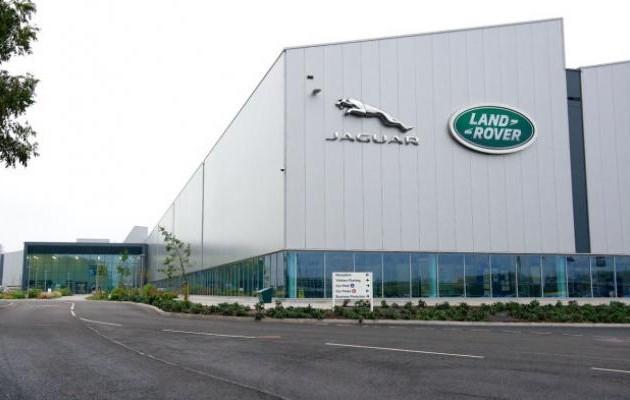 Jaguar Land Rover запустят производство электромобилей в Великобритании