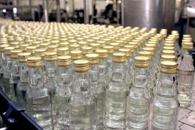На 100% повысят акциз для алкогольной продукции из РФ